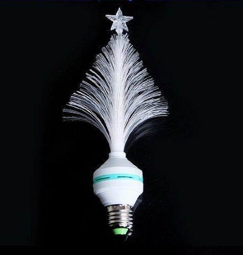 Superstar™ 3W E27 LED Fiber Optical Flower Light Stage Light Christmas Tree Beauty Lamp 85-260V Blue
