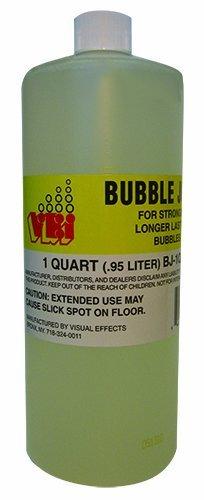 Visual Effects BJ1q Bubble Machine Fluid