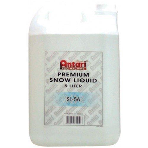 Antari SL5A High Perf Foam/Snow Fluid Juice 5Lt - New