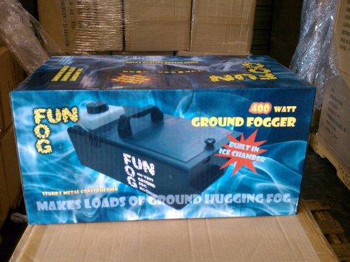 Ground Fogger Machine Pkg/1