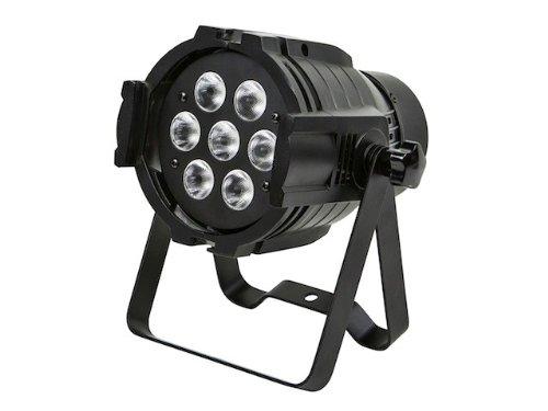 Monoprice 612740 Bright, 8-Watt x 7 LED, PAR-575 Stage Light (RGBW)