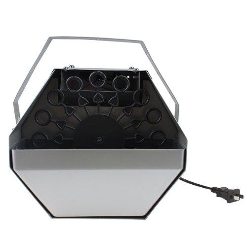 AGPtek® Professional High Output Automatic Bubble Machine Maker (2.2 yards Output Distance)