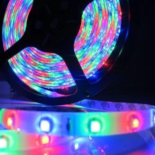 AVAWO® 10M RGB 300 leds 2x5M 3528 SMD LED Strip lights + 44 key IR remote controller