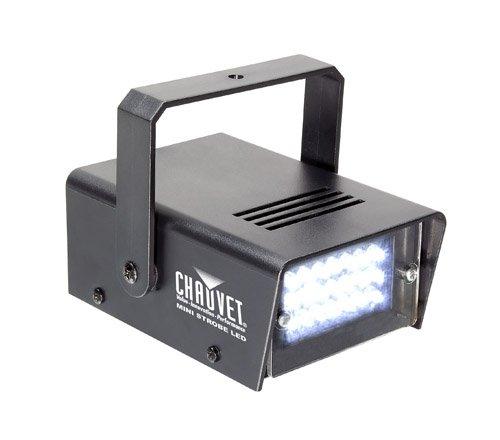 Chauvet Lighting MINISTROBELED LED Mini Strobe Light - Black