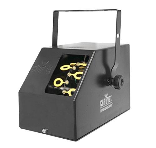 CHAUVET B-250 Portable Pro DJ Effect Bubble Machine + 1 Gallon BJU Bubble Fluid