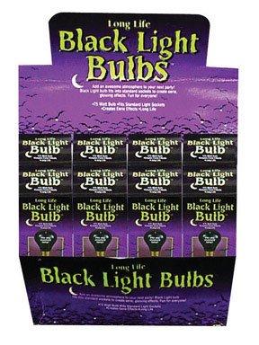 Fun World Black Light Bulb