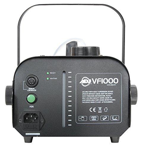 ADJ Products VF1000 1000-Watt Mobile Fog Machine