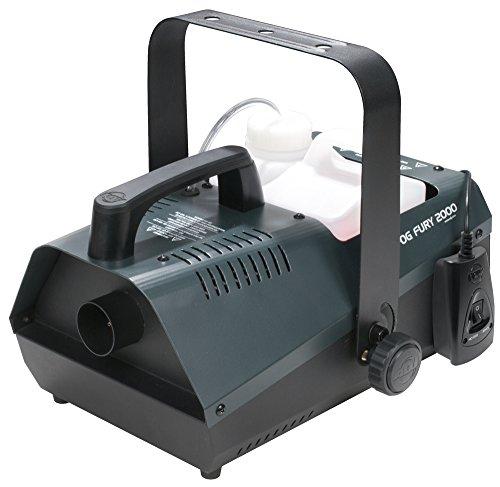 ADJ Products FOG FURY 2000 Fog Machine with Wired Remote