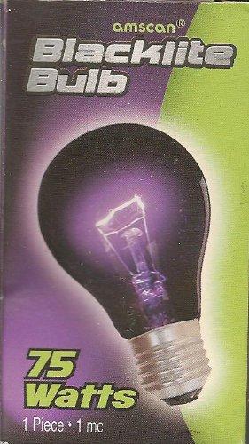 VisualEffects BL-75 75-Watt Blacklight Bulb