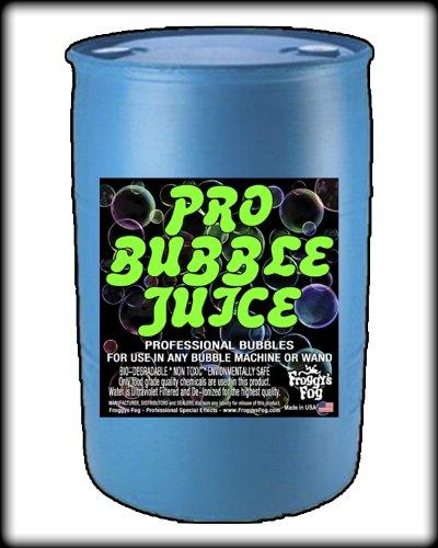 55 Gal - PRO Bubble Juice - Professional Bubble Fluid