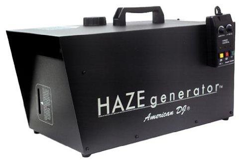 American DJ Haze Generator