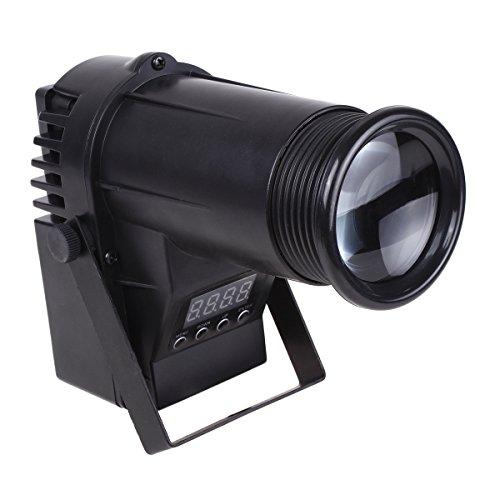 TOTMC® DMX512 Mini LED Pinspot Light RGBW For Stage party KTV DJ