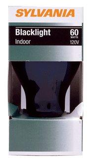 Sylvania 11715 - 60A/BLACKLIGHT/RP 120V Incandescent Black Light