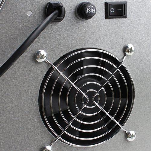 AGPtek New 16 Wand Bubble Machine Auto Blower for DJ/ Party/Shows/ Kids