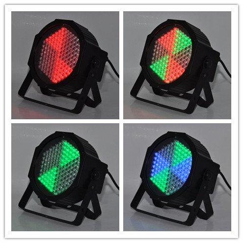 TSSS Super Par RGB LED Stage Lighting 127 Lights DMX512 Best Choice For Wedding Party