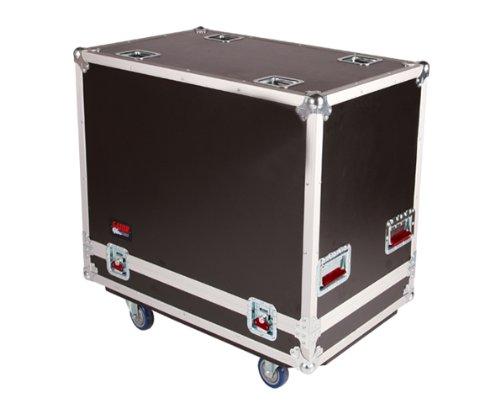 Gator Cases Tour Series Speaker Case for Two 15-Inch Speaker Cabinets G-TOUR SPKR-215