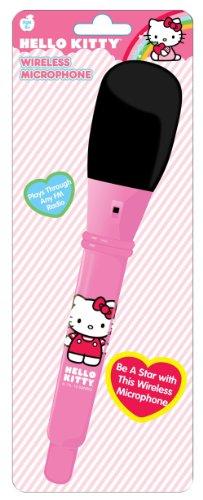 Hello Kitty Wireless Microphone - Pink (10009)