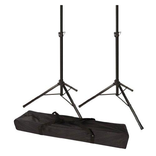 VRT Pro Audio Speaker Stands with Bag