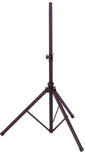Audio2000'S AST4392B -Watt -Channel Speaker Stand