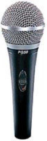 PG58 Dynamic Vocal Microphone-XLR-XLR