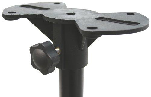 "ASC Pro Audio DJ PA Speaker Stand Tripod 35mm (1.375"") Pole Mount Adapter Bracket"