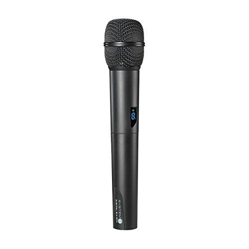 Audio Technica ATW-1102 | System 10 Wireless Dynamic Handheld Microhone System