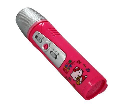 Hello Kitty MP3 Wireless Microphone -10109-HK