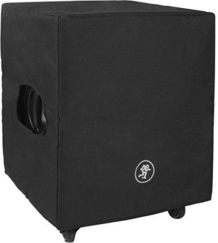 Mackie HD1801 Speaker Cover for Mackie Casters, Black