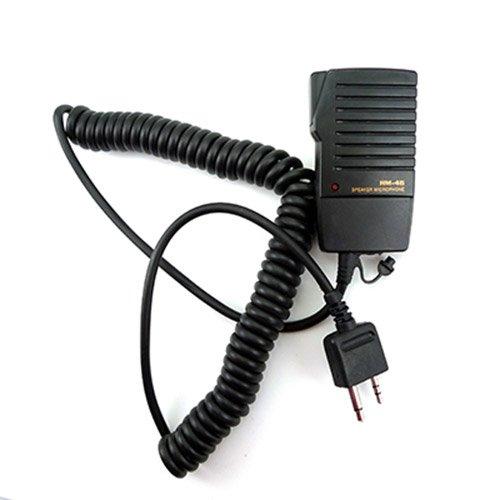 """Handheld Speaker Mic Microphone 3.5mm headphone jack for iCom Radio IC-4008A IC-4088A IC-E90IC-F3 IC-F4 IC-T22A IC-T2H IC-T7H IC-2AT IC-T81A etc."