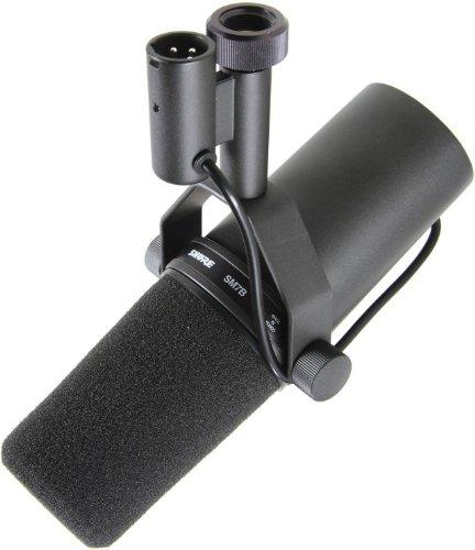 Shure SM7B Vocal Dynamic Microphone, Cardioid