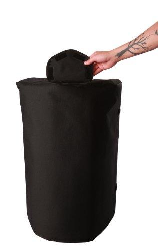 JBL Deluxe Convertible Cover for VRX915M Speaker - Black (VRX915M-CVR-CXD)