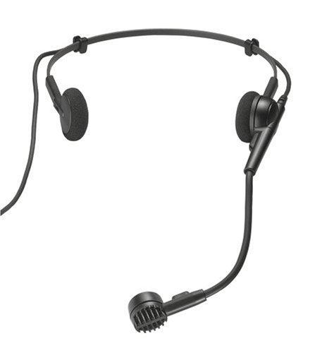 Audio-Technica PRO 8HEx Hypercardioid Dynamic Headworn Microphone