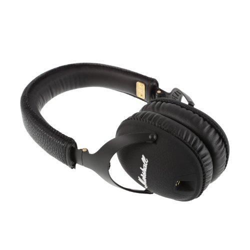 Marshall 04090800 Monitor Over-The-Ear Headphones - Black