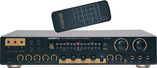 VocoPro DA-X10Pro Worlds First Karaoke Mixer with Vocal Enhancer