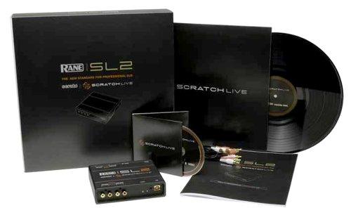Rane SL 2 for Serato Scratch Live