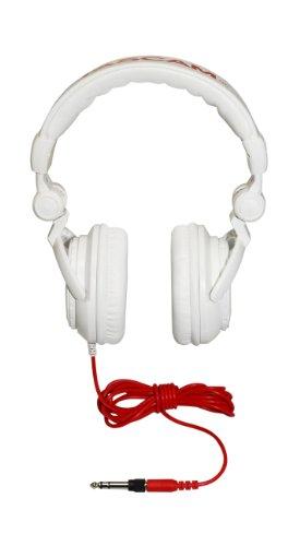 TASCAM TH02-W Closed-Back Stylish Headphone, White