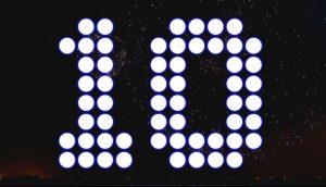 NYE 10 Second Countdown